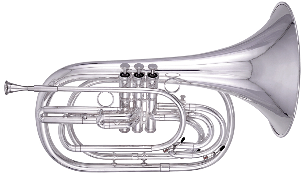 Marching French Horn.2