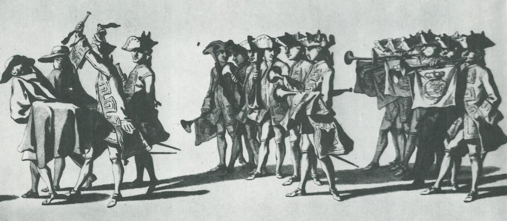 1770 TROMPETERKORPS
